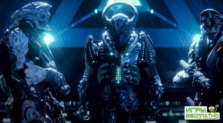 Mass Effect: Andromeda официально закончена