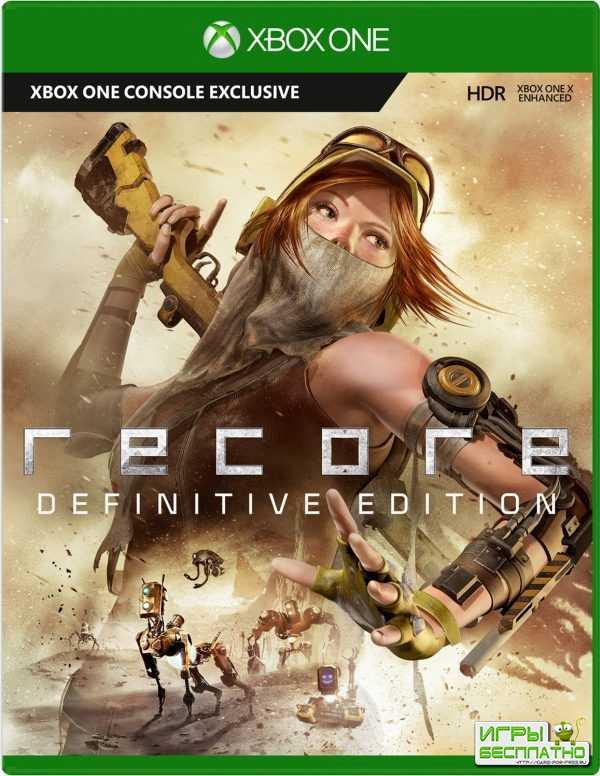 ReCore: Definitive Edition - стала известна дата выхода проекта