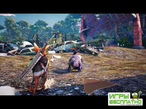 Геймплейный трейлер ролевой игры Biomutant