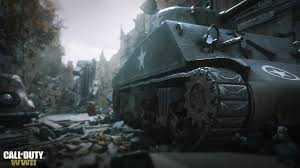 Call of Duty: WWII новые подробности