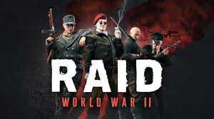 Геймплейный трейлер кооперативного шутера RAID: World War 2