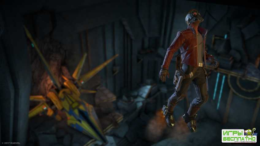 Четвёртый эпизод Telltale Games' Guardians of the Galaxy получил релизный т ...