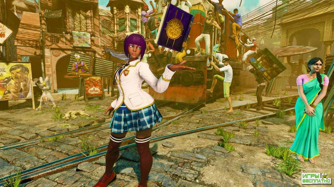 Street Fighter V: Arcade Edition - Capcom официально анонсировала расширенн ...