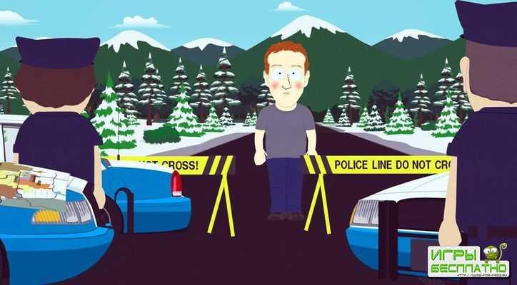 Авторы «Южного парка» выпустили эпизод-приквел к игре