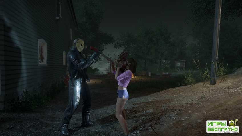 У игроков в Friday the 13th: The Game начнётся «Паранойя»