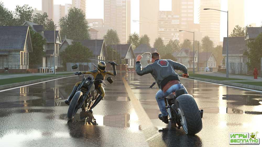 Road Rage - представлен релизный трейлер духовного наследника Road Rash