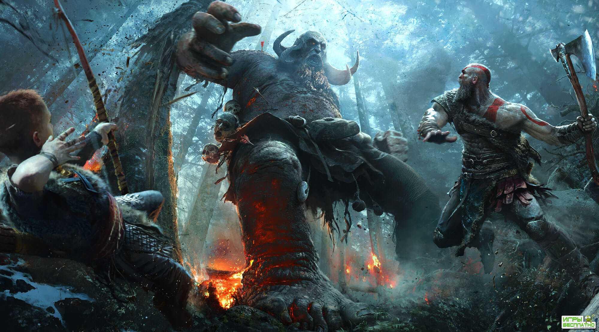 Испанский Amazon назвал возможную дату релиза God Of War