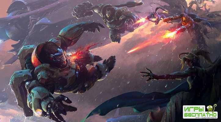 Blizzard  делает новую игру
