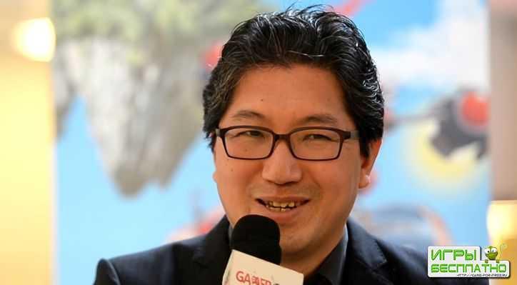 Юдзи Нака перешел в Square Enix