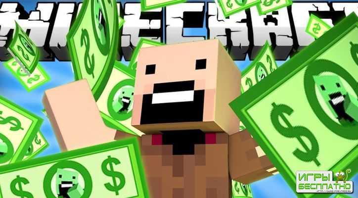 Тираж Minecraft превысил 144 млн копий