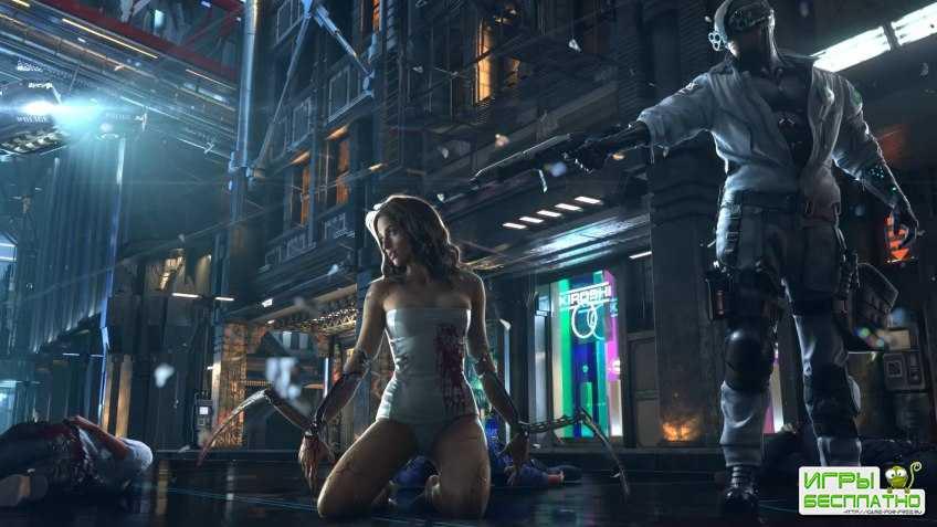 Cyberpunk 2077 нужен аниматор