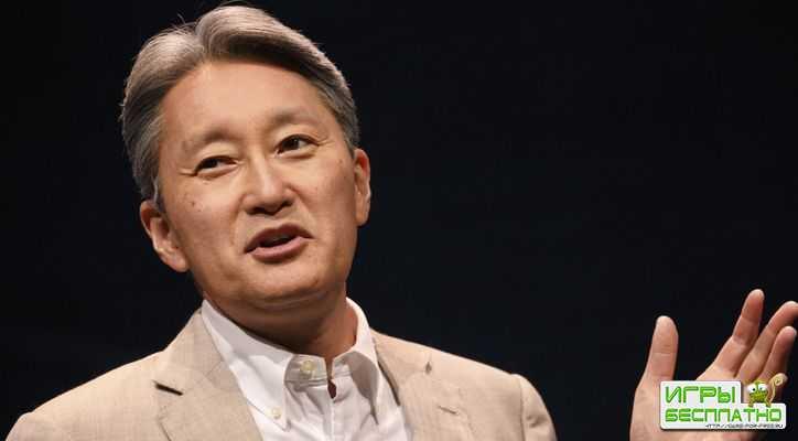 Кадзуо Хираи уходит из Sony
