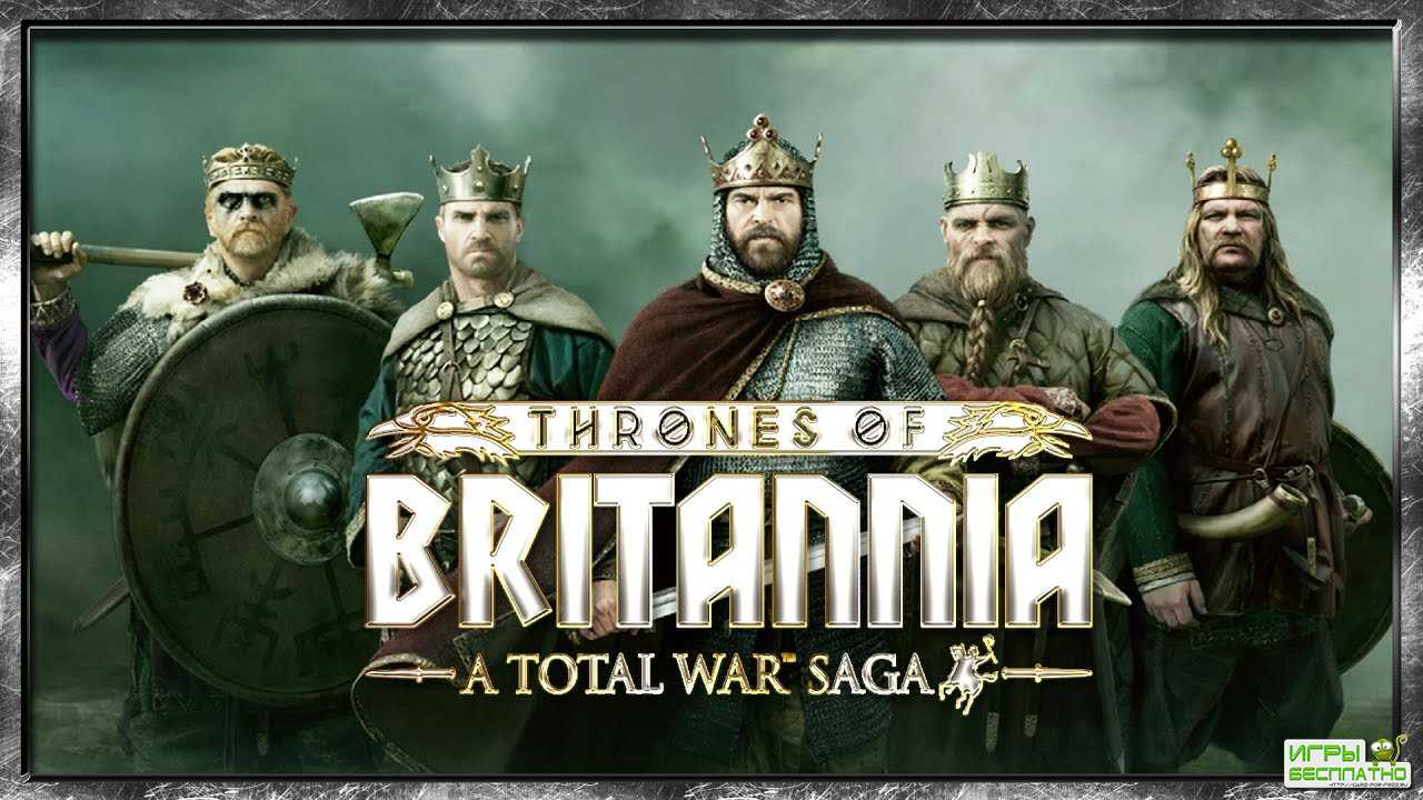 Пять механик Total War Saga: Thrones of Britannia