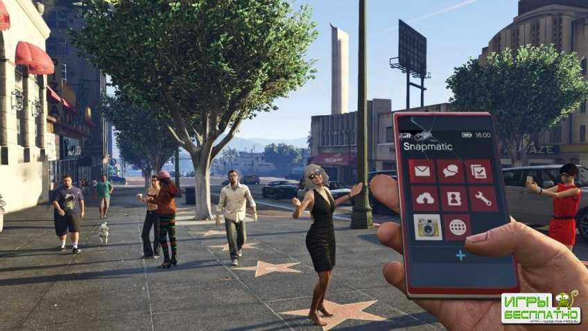 Продажи Grand Theft Auto V достигли 90 миллионов