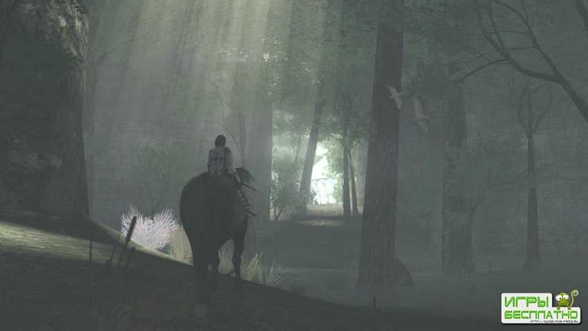 Shadow of the Colossus рвет чарты продаж