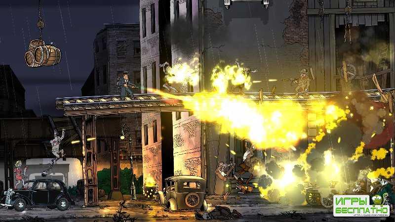 Guns, Gore and Cannoli 2 GamePlay PC