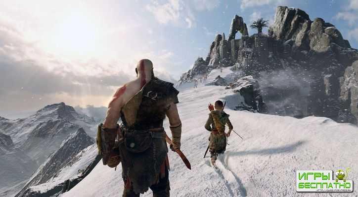 В God of War для игроков будет создано 9 уникальных миров