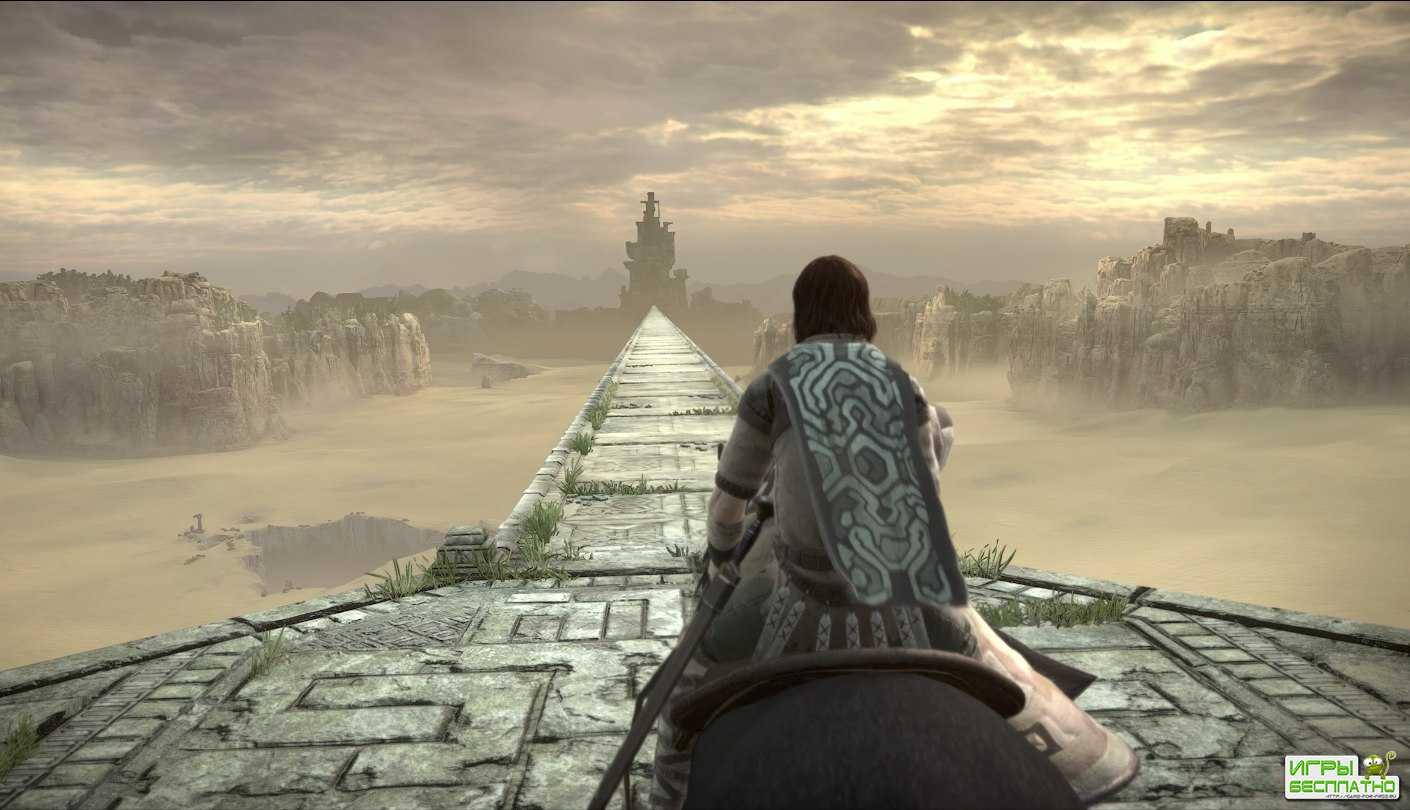 Авторы переиздания Shadow of Colossus сделают еще один ремейк
