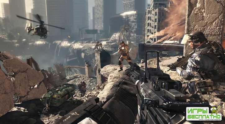 В новой Call of Duty, возможно, появится «Королевская битва»