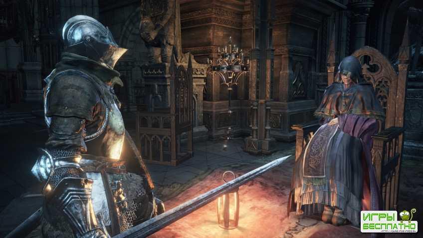 23 минуты игрового процесса Dark Souls Remastered с PlayStation 4