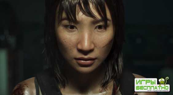 Трейлер, посвященный героине по имени Мая из Overkill's The Walking Dead