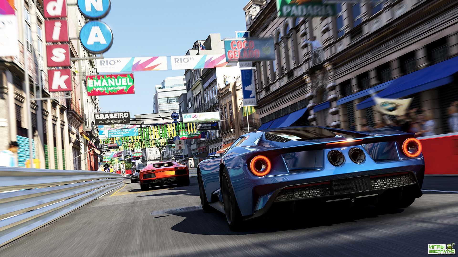 Новая Forza Horizon будет анонсирована на E3 2018
