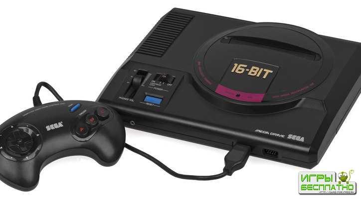 Рынок атакует Sega Genesis Mini