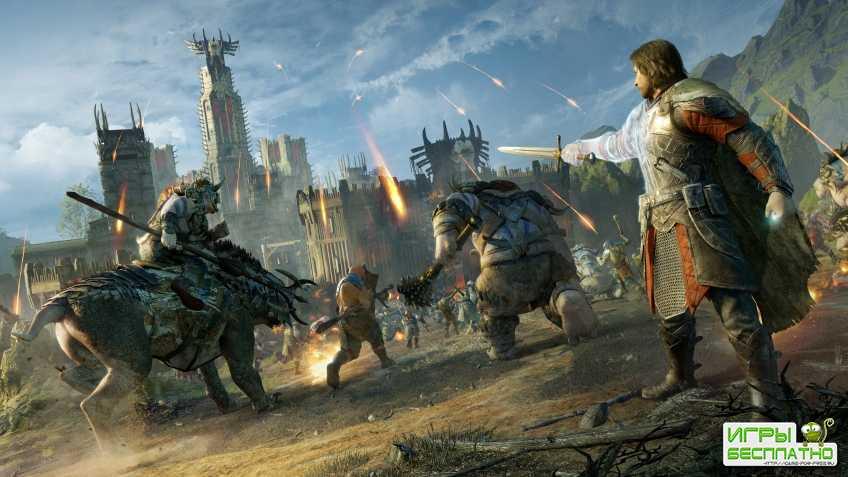 В новом DLC для Middle-earth: Shadow of War в системе Nemesis будут не толь ...