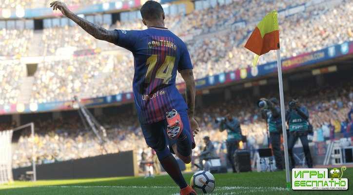 Появилась первая информация о Pro Evolution Soccer 2019
