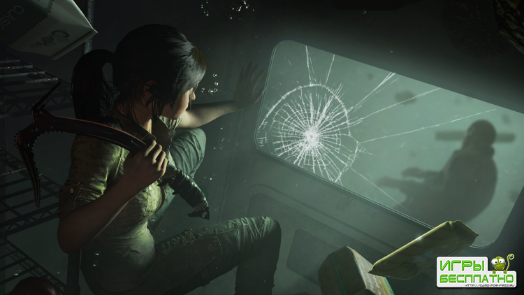 NVIDIA улучшит ПК-версию Shadow of the Tomb Raider