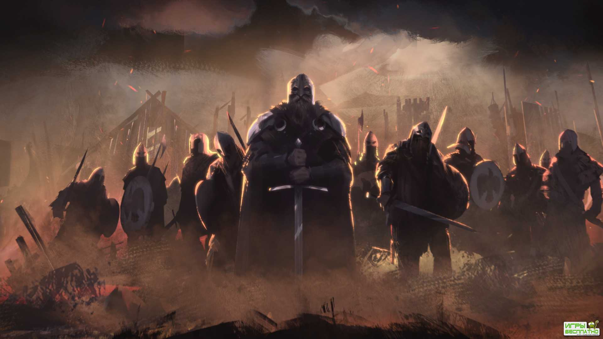 Релизный трейлер Total War Saga: Thrones of Britannia