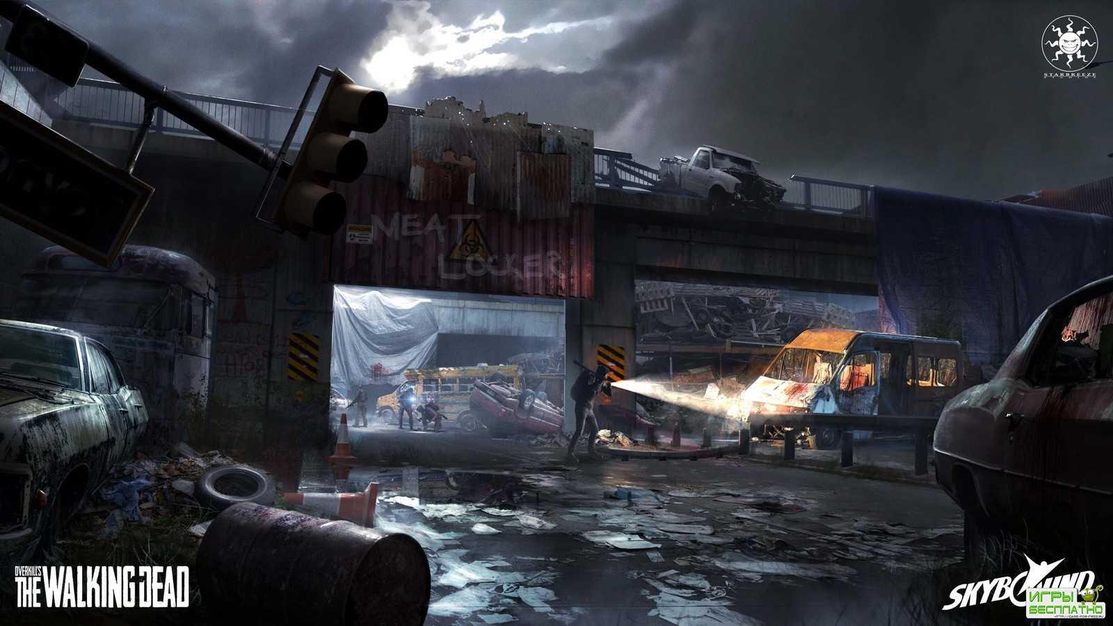 Представлен третий герой кооперативного шутера Overkill's The Walking Dead