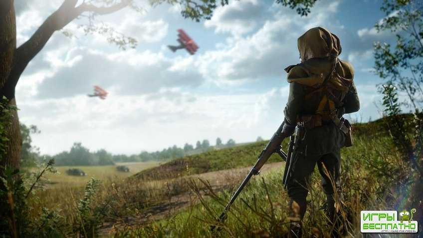 Battlefield V будет полностью новой игрой