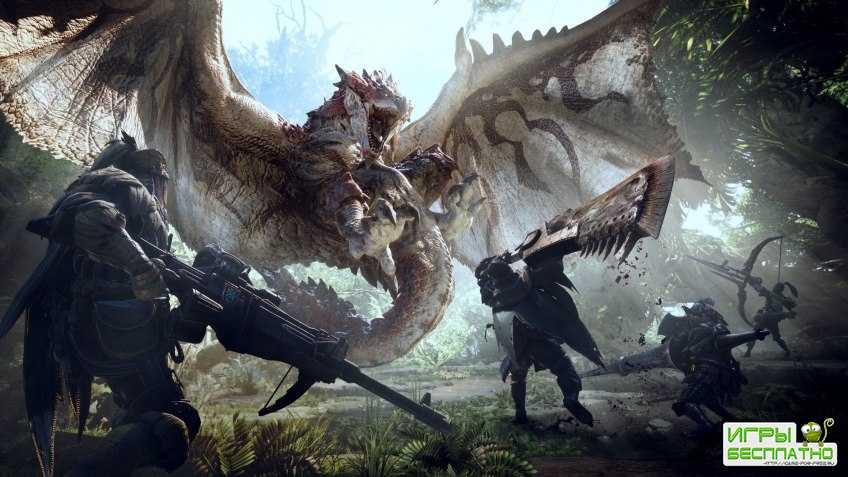 Monster Hunter: World станет эталоном для остальных игр
