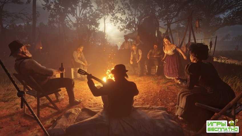 Новая система диалогов в Red Dead Redemption 2