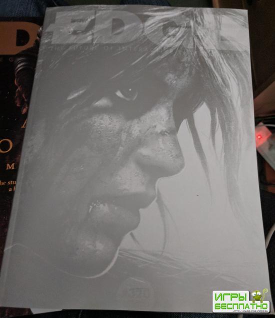 Shadow of the Tomb Raider украсил обложку нового номера EDGE
