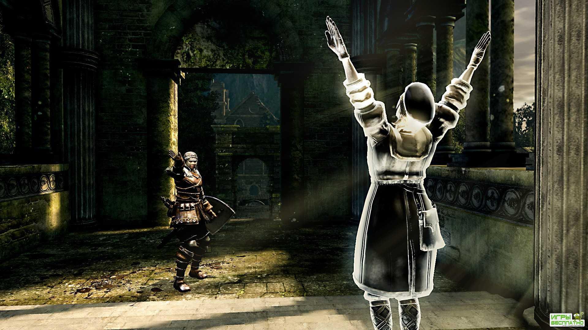 Dark Souls: Remastered - специалисты из Digital Foundry протестировали Чумн ...