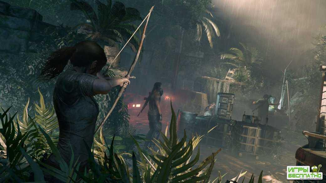 Shadow of the Tomb Raider станет самой сложной игрой в серии