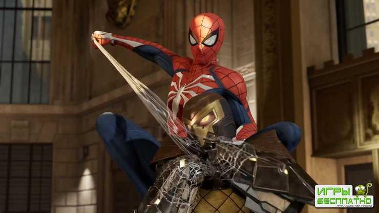 Marvel's Spider-Man - 10 минут чистого геймплея E3-демки с PS4 Pro