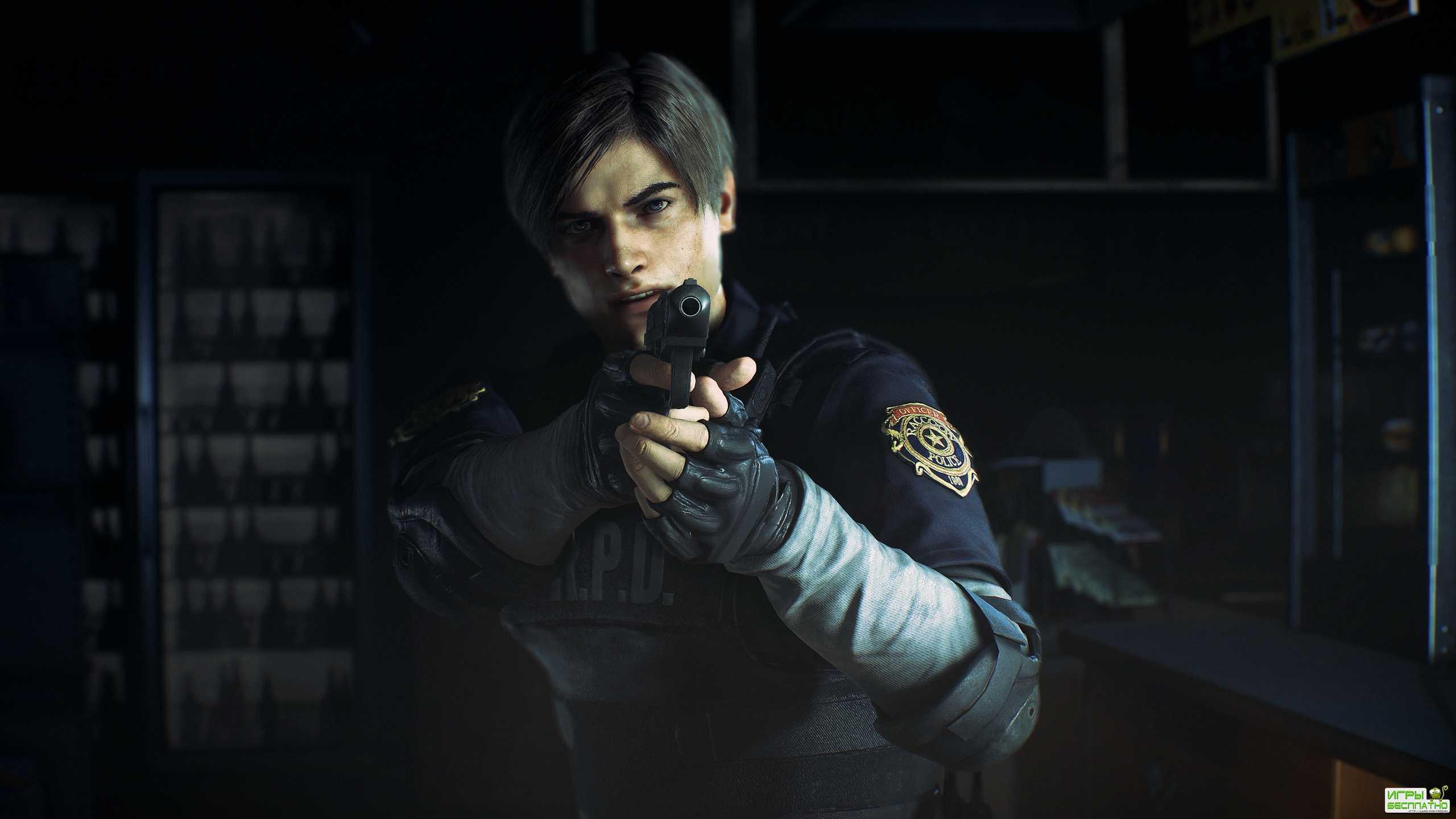 Подробности ремейка Resident Evil 2