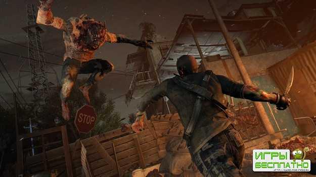 В Dying Light 2 зомби будут бояться света