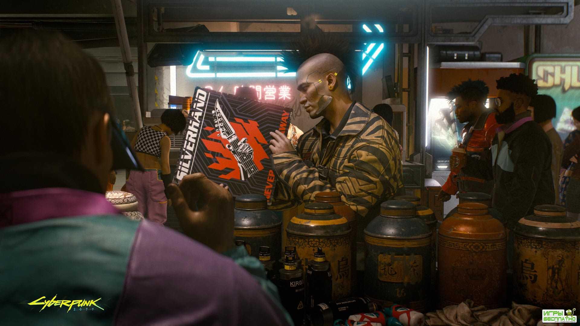 Авторы Cyberpunk 2077 рассказали о транспорте и мире игры