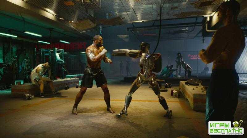 Cyberpunk 2077 порадует игроков брутальностью