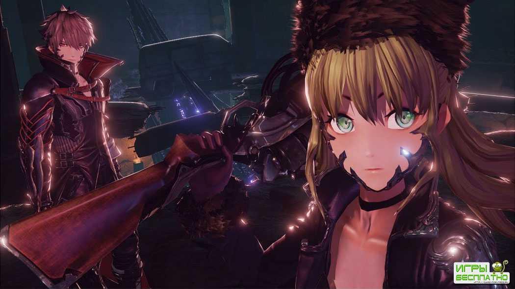 Code Vein - Bandai Namco выпустила новый трейлер