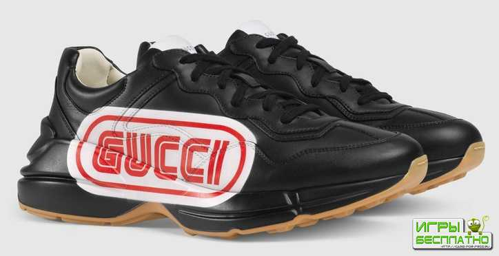 Gucci сотрудничает с Sеga