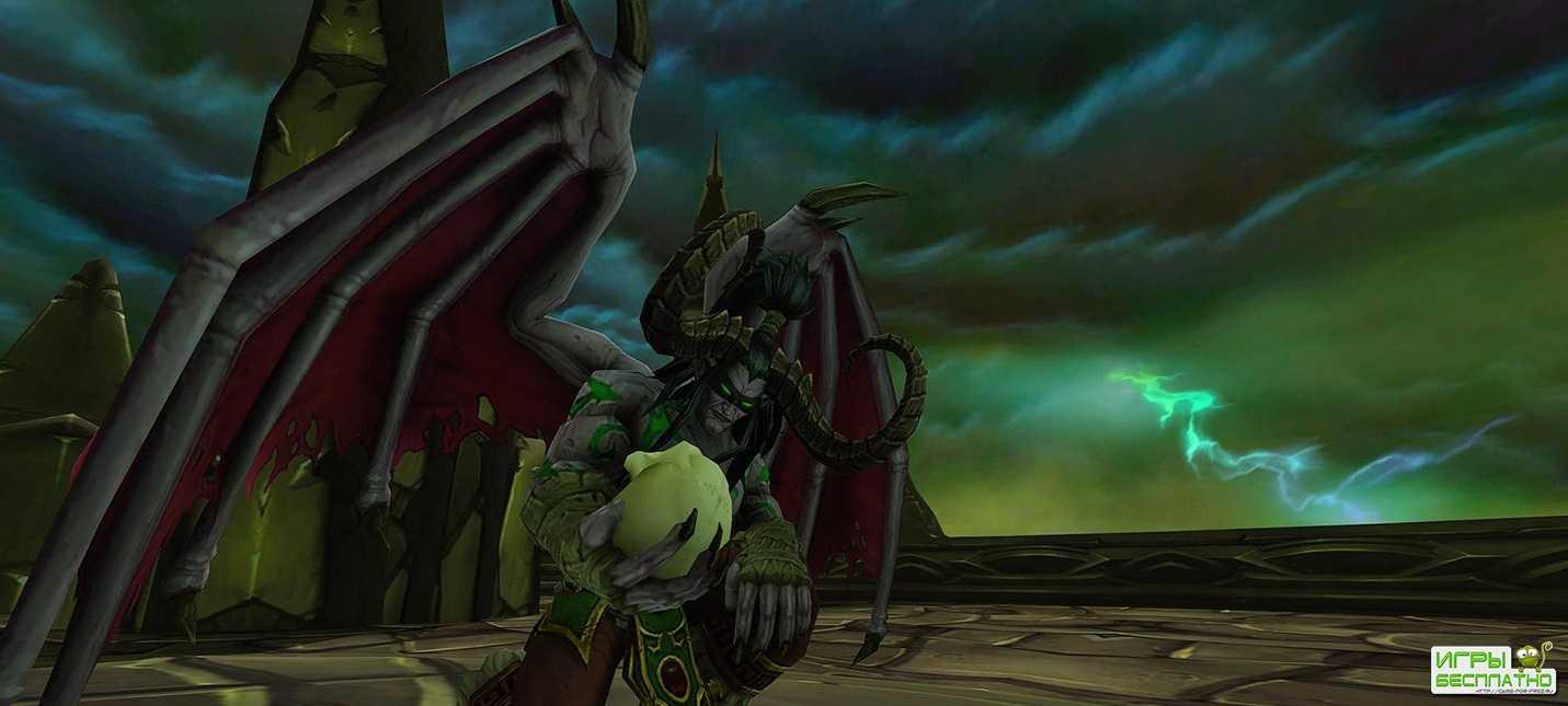 World of Warcraft больше не требует покупки