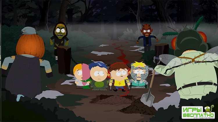 South Park: The Fractured but Whole получит первое дополнение в конце июля