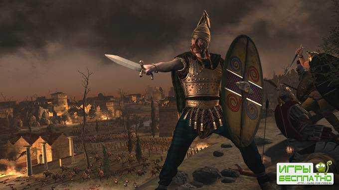 Детали и скриншоты приквел-дополнения для Total War: Rome 2