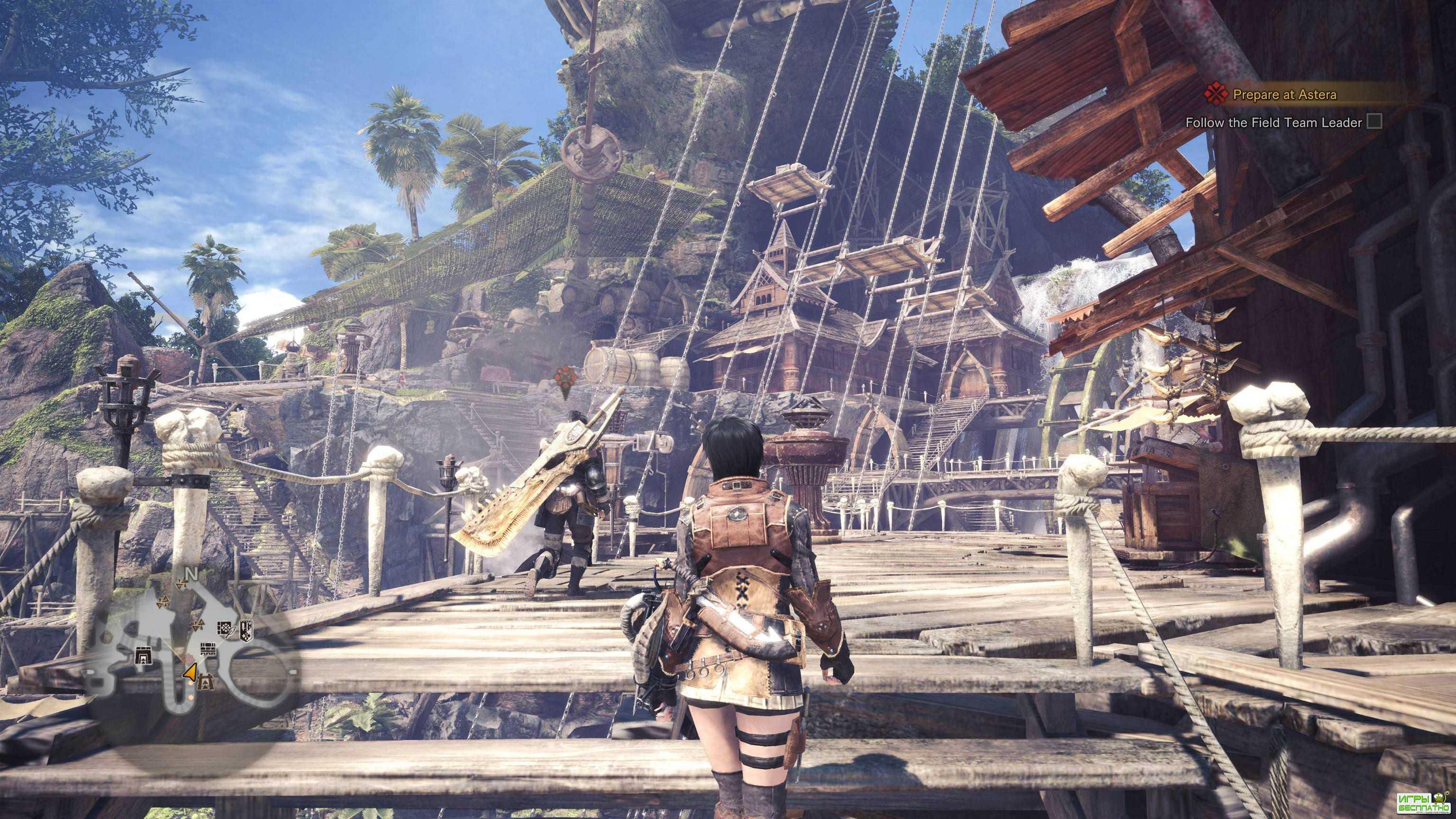 Monster Hunter World - ПК-версия обзавелась порцией свежих скриншотов