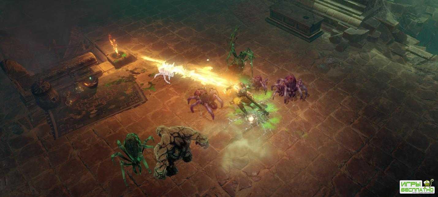 Первые 10 минут RPG Shadows: Awakening
